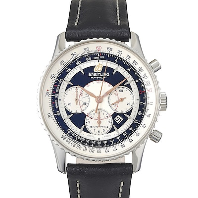 Breitling Montbrillant Chronograph - A41370