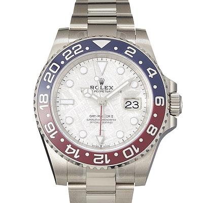 Rolex GMT-Master II - 126719BLRO
