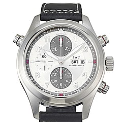 IWC Pilot's Watch Double Chronograph - IW371806