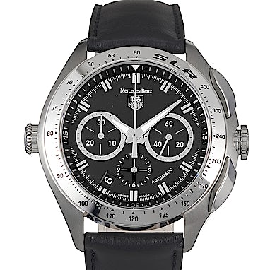 Tag Heuer Specialties Mercedes Benz SLR Chronograph - CAG2110.FC6209