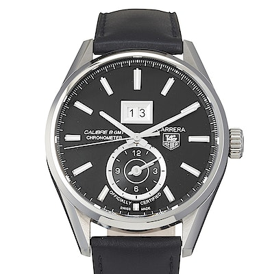 Tag Heuer Carrera Calibre 8 GMT Automatic - WAR5010.FC6266