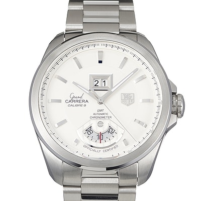 Tag Heuer Grand Carrera GMT Calibre 8 - WAV5112.BA0901
