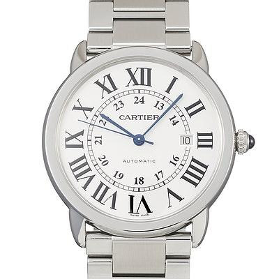 Cartier Ronde Solo - W6701011