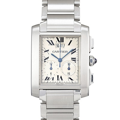 Cartier Tank Chrono Automatic - 2653