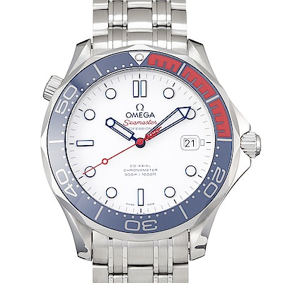 Omega Seamaster Diver 300 M Co-Axial - 212.32.41.20.04.001