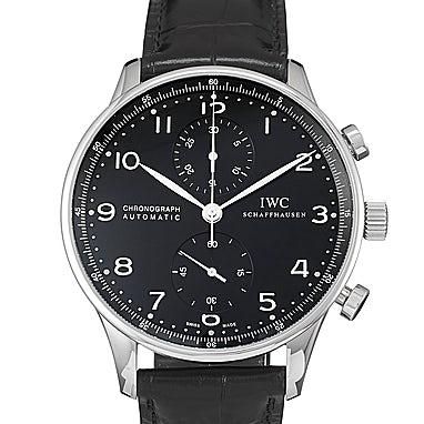 IWC Portugieser Chronograph - IW371438