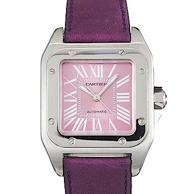 Cartier Santos 100 Medium - 2878