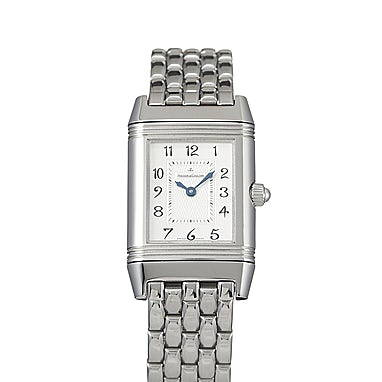 Jaeger-LeCoultre Reverso Duetto Lady - 266.8.44