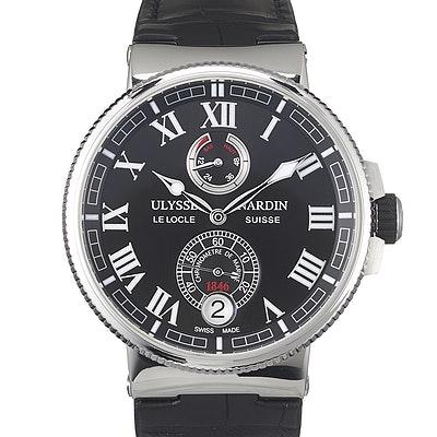 Ulysse Nardin Marine Chronometer - 1183-126-3/42