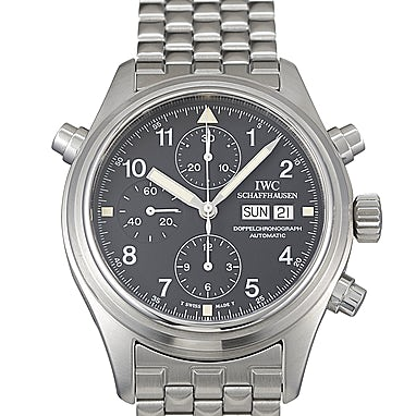 IWC Pilot's Watch Doppelchronograph Rattrappante  - IW371319