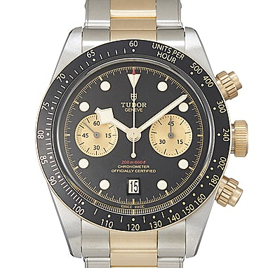 Tudor Black Bay Chrono S&G - 79363N