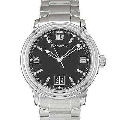 Blancpain Leman Big Date - 2850B-1130A-64B