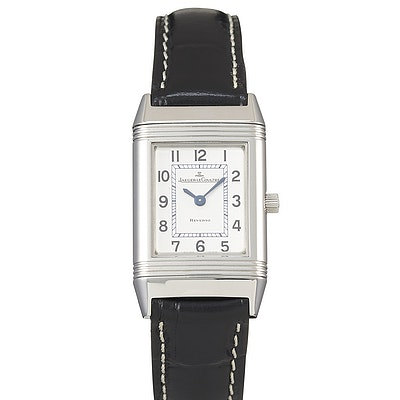 Jaeger-LeCoultre Reverso Classic Lady - 260.8.08