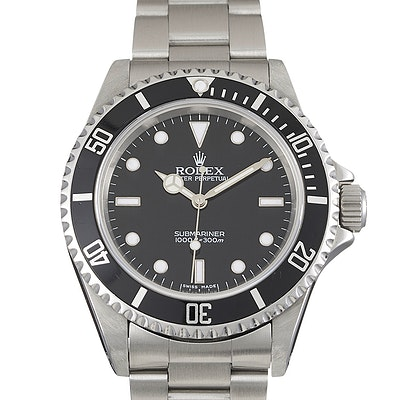 Rolex Submariner No Date - 14060M