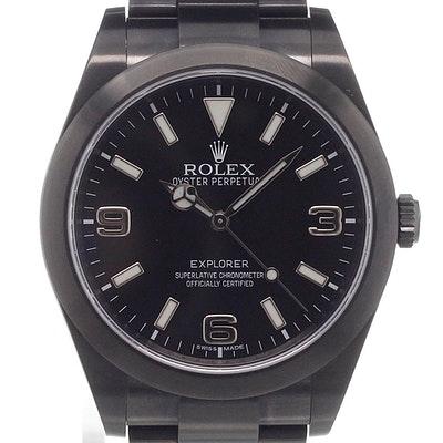 Rolex Explorer I DLC - 214270_DLC