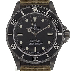 Rolex Submariner 14060M_DLC
