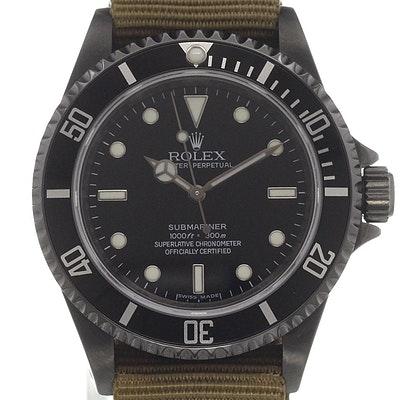 Rolex Submariner DLC - 14060M_DLC