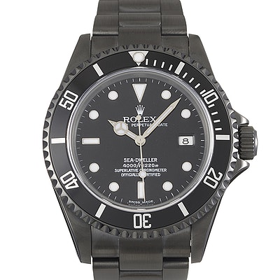 Rolex Sea-Dweller DLC - 16600_DLC