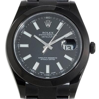 Rolex Datejust II DLC - 116300_DLC