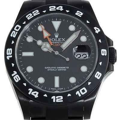 Rolex Explorer II DLC - 216570_DLC