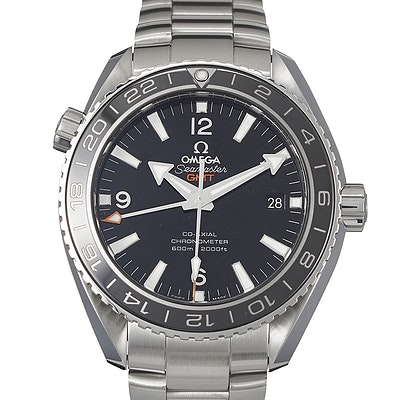 Omega Seamaster Planet Ocean Co‑Axial GMT - 232.30.44.22.01.001