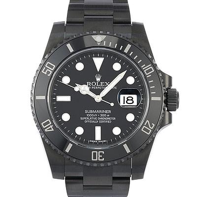 Rolex Submariner DLC - 116610LN_DLC