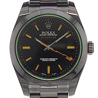 Rolex Milgauss DLC - 116400GV_DLC