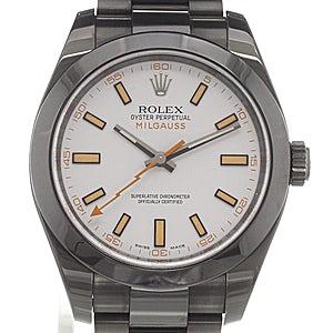 Rolex Milgauss 116400_DLC