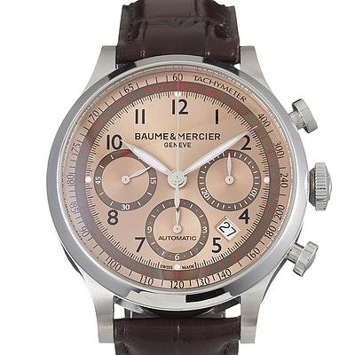 Baume & Mercier Capeland Chronograph - 10045