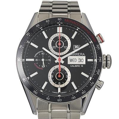Tag Heuer Carrera Monaco Grand Prix Automatic Chronograph - CV2A1F