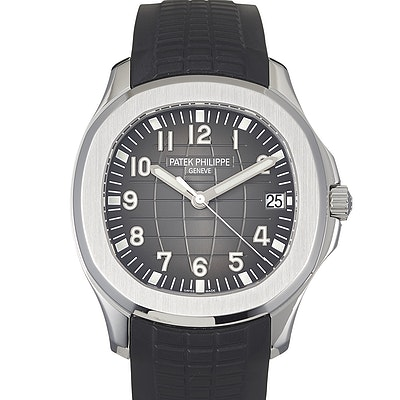 Patek Philippe Aquanaut Date Sweep Second - 5167A-001
