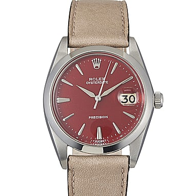 Rolex Vintage Oysterdate Precision - 6694
