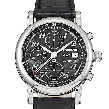 Montblanc Star Traditional Chronograph GMT Automatic - 102135