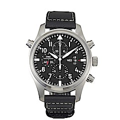 IWC Pilot's Watch Double Chronograph - IW377801