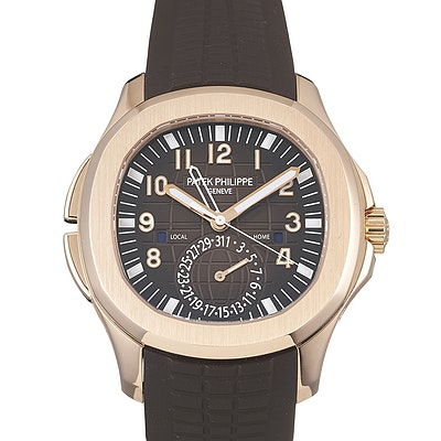 Patek Philippe Aquanaut Travel Time - 5164R-001