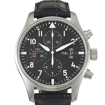 IWC Pilot's Watch Chroograph - IW377701