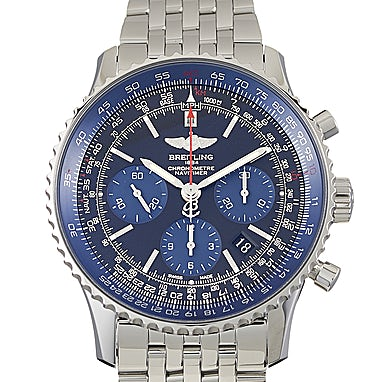 Breitling Navitimer 01 Blue Edition - AB012116.BE09.447A