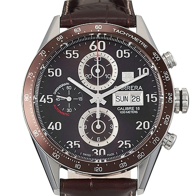 Tag Heuer Carrera Calibre 16 Day-Date - CV2A12