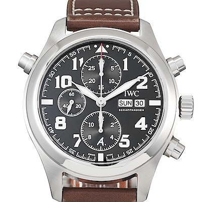 IWC Pilot's Watch Double Chronograph Ltd. - IW371808