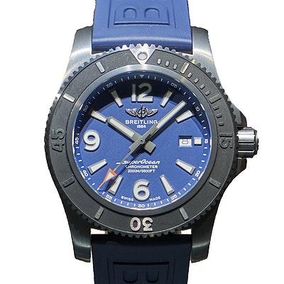 Breitling Superocean Automatic 46 Blacksteel - M17368D71C1S2