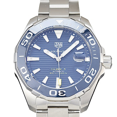 Tag Heuer Aquaracer Calibre 5 Automatic - WAY201B.BA0927