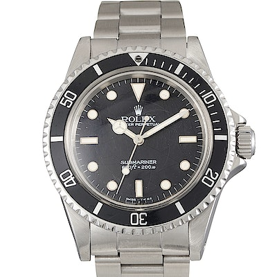 Rolex Submariner No Date Spider dial - 5513