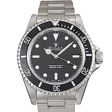 Rolex Submariner No Date - 14060