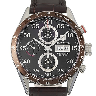 Tag Heuer Carrera Chronograph Day Date - CV2A12
