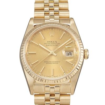 Rolex Datejust 36 - 16238