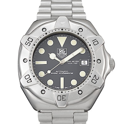Tag Heuer Super Professional Super Professional - WS2110.BA0349