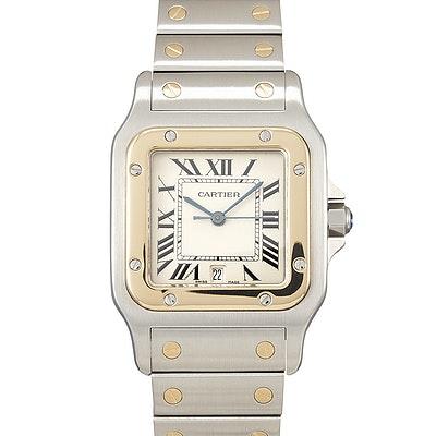 Cartier Santos Galbee - W20011C4