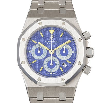 Audemars Piguet Royal Oak Chronograph City of Sails - 25860IS.OO.1110IS.01