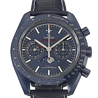 """Omega Speedmaster Moonwatch - """"Blue Side of the Moon"""" - 304.93.44.52.03.001"""