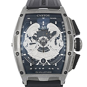 Cvstos CHALLENGE CHRONO II Ltd. 557 SPECIAL PIECE FOR KAZAKHSTAN